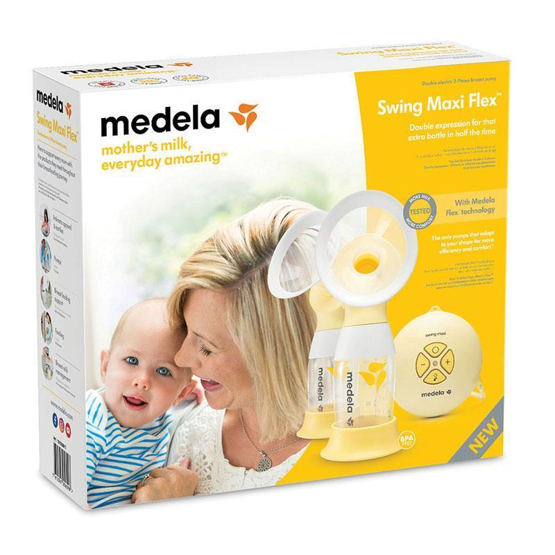 Buy Medela Swing Maxi Flex Double Electric Breast Pump Online At