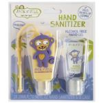 Jack N Jill Hand Sanitiser Monkey 2x29ml