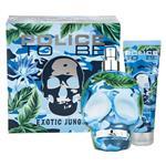 Police To Be Exotic Jungle For Men Eau de Toilette 75ml 2 Piece Set