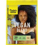Protein World Vegan Blend Vanilla Pouch 1kg