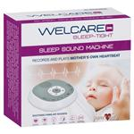 Sleep Sound Machine by Welcare (Plays Mothers Own Heartbeat)