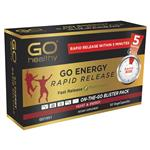 GO Healthy Energy Rapid Release 30 Vege Capsules